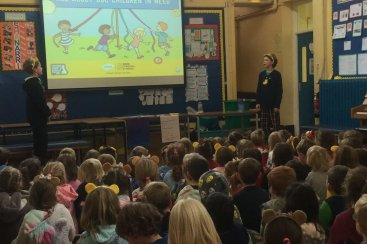 Children In Need – Assembly